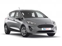 Hire Ford Fiesta from £11.95 a day*