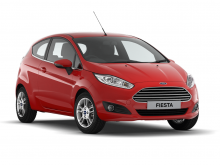 Ford Fiesta Long Term Hire