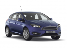 Ford Focus £11.30 per day*