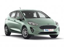 Hire Ford Fiesta for the Weekend from £85.28* all inclusive
