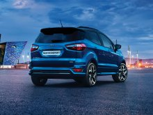 Hire Ford EcoSport 1.0 Eco Boost 125ps ST-Line 5dr