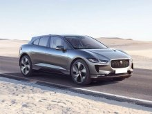Hire All-Electric Jaguar I-PACE