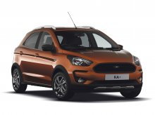 Hire Ford KA+ Active