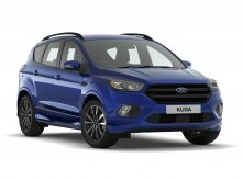 Hire Ford Kuga ST-Line