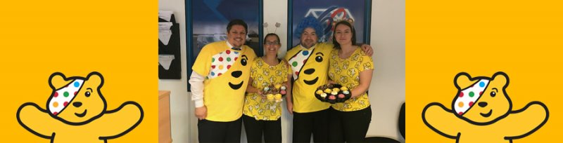 Image for Children in Need Fundraising