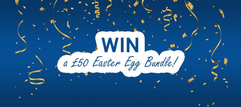 Image for Win £50 Worth of Easter Eggs!