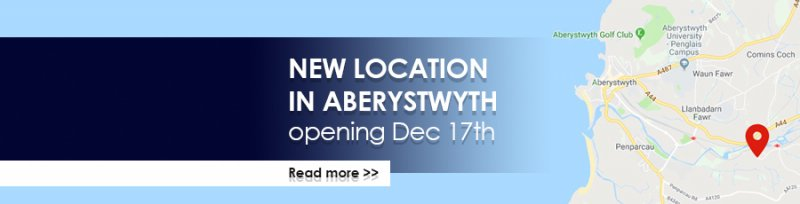Image for New Branch Opening in Aberystwyth