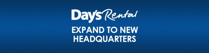 Image for Breaking News: Days Rental Outgrows Garngoch Facility