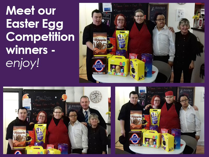 Image for Meet Our Easter Competition Winners